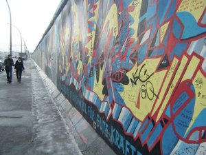 East Side Gallery, 2009